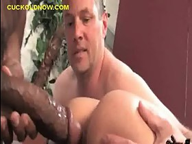 Cuckold Seeing Wife Take Black Cock